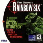 Tom Clancy's Rainbow Six (Sega Dreamcast) (NTSC-U) cover