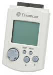 Visual Memory Unit (Sega Dreamcast) (white) picture