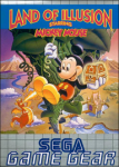 Land of Illusion Starring Mickey Mouse (б/у) для Sega Game Gear