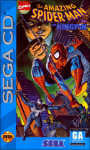 The Amazing Spider-Man vs. the Kingpin (Sega CD) (NTSC-U) cover