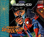 The Amazing Spider-Man vs. The Kingpin (Sega MEGA-CD) (PAL) cover