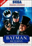 Batman Returns (б/у) для Sega Master System