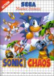 Sonic the Hedgehog Chaos (б/у) для Sega Master System