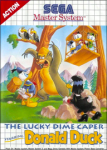 The Lucky Dime Caper Starring Donald Duck (б/у) для Sega Master System