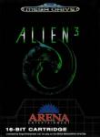 Alien 3 (Sega Mega Drive) (PAL) cover