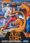 Alien Storm (Sega Mega Drive) (PAL) cover