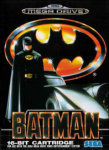 Batman (Sega Mega Drive) (PAL) cover
