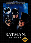 Batman Returns (б/у) для Sega Mega Drive