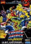 Captain America and the Avengers (б/у) для Sega Mega Drive