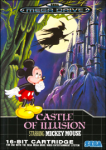 Castle of Illusion Starring Mickey Mouse (Sega Mega Drive) (PAL) cover
