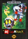 DecapAttack (Sega Genesis) (NTSC-U) cover