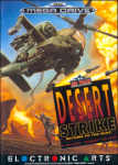 Desert Strike: Return to the Gulf (б/у) для Sega Mega Drive