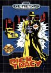 Dick Tracy (б/у) для Sega Genesis
