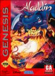 Disney's Aladdin (Sega Genesis) (NTSC-U) cover