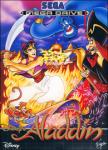 Disney's Aladdin (Sega Mega Drive) (PAL) cover