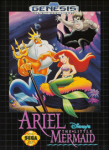Disney's Ariel: The Little Mermaid (б/у) для Sega Genesis