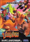 Disney's TaleSpin (Sega Mega Drive) (PAL) cover