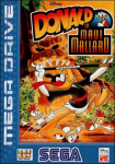 Donald in Maui Mallard (Sega Mega Drive) (PAL) cover