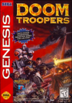 Doom Troopers (Sega Genesis) (NTSC-U) cover