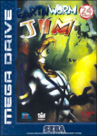 Earthworm Jim (Sega Mega Drive) (PAL) cover