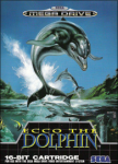 Ecco the Dolphin (Sega Mega Drive) (PAL) cover