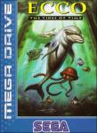 Ecco: The Tides of Time (Sega Mega Drive) (PAL) cover