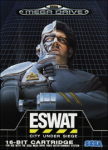ESWAT: City Under Siege (Sega Mega Drive) (PAL) cover