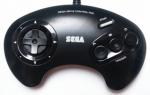 Геймпад 3 buttons (б/у) для Sega Mega Drive