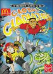 Global Gladiators (б/у) для Sega Mega Drive