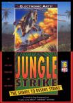 Jungle Strike (Sega Genesis) (NTSC-U) cover