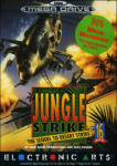 Jungle Strike (Sega Mega Drive) (PAL) cover