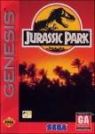 Jurassic Park (Sega Genesis) (NTSC-U) cover