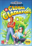 Mick & Mack as the Global Gladiators (Sega Genesis) (NTSC-U) cover