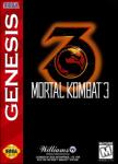 Mortal Kombat 3 (Sega Genesis) (NTSC-U) cover