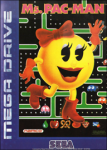 Ms. Pac-Man (б/у) для Sega Mega Drive