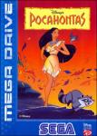 Pocahontas (Sega Mega Drive) (PAL) cover