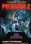 Predator 2 (Sega Mega Drive) (PAL) cover