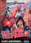 Rolling Thunder 2 (б/у) для Sega Mega Drive