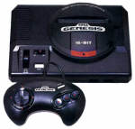 Sega Genesis (High Definition Graphics) (1601) (NTSC-U) image