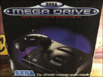 Sega Mega Drive (High Definition Graphics / Stereo Sound) (PAL) (1600-05) (Boxed) image