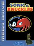 Sonic & Knuckles (Sega Mega Drive) (PAL) cover