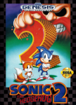 Sonic the Hedgehog 2 (б/у) для Sega Genesis