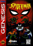 Spider-Man (Animated Series) (Sega Genesis) (NTSC-U) cover
