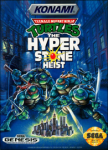 Teenage Mutant Ninja Turtles: The Hyperstone Heist (б/у) для Sega Genesis