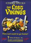 The Lost Vikings (б/у) для Sega Mega Drive