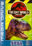 The Lost World: Jurassic Park (Sega Mega Drive) (PAL) cover
