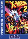 X-Men 2: Clone Wars (Sega Mega Drive) (PAL) cover
