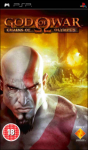 God of War Chains of Olympus (б/у) для Sony PlayStation Portable