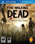 The Walking Dead для PS Vita