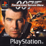 007: Tomorrow Never Dies (б/у) для Sony PlayStation 1